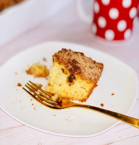 buttermilk coffee cake