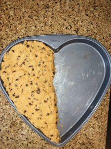 Valentine's Day Brookie