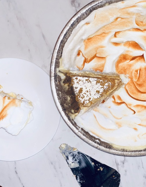 PO meringue pie