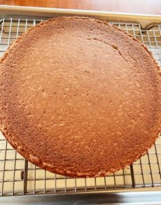 chocolate cuddle cake