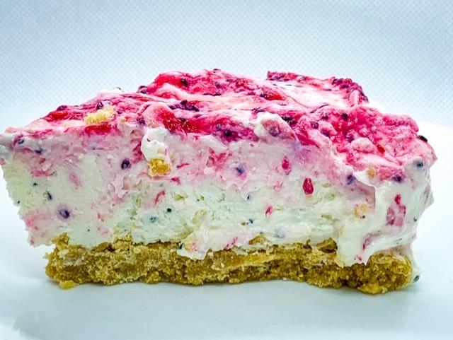 dragonfruit cheesecake