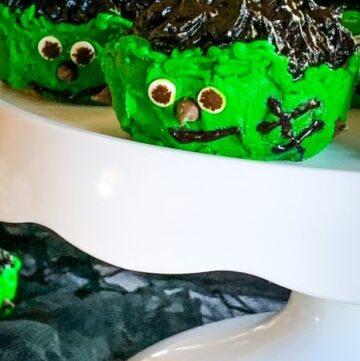 Monstruous Frankenstein Brookie cups