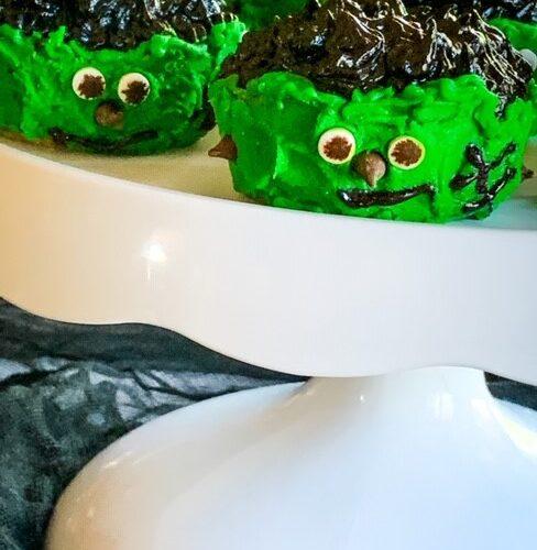 Monstruous Frakenstein Brookie cups