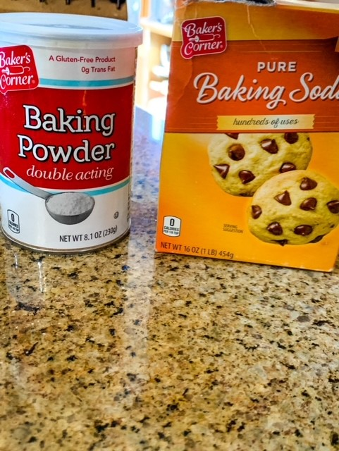 Snickerdoodle muffins without cream to tartar