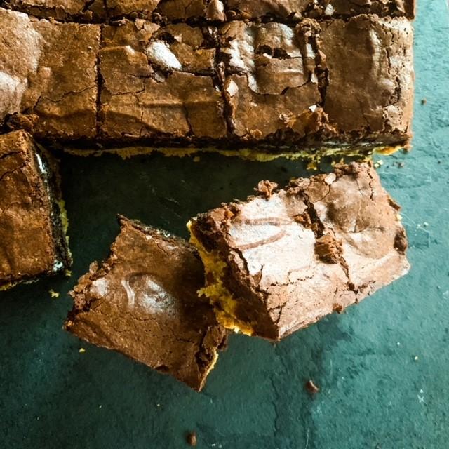 Oreo brownies cookie