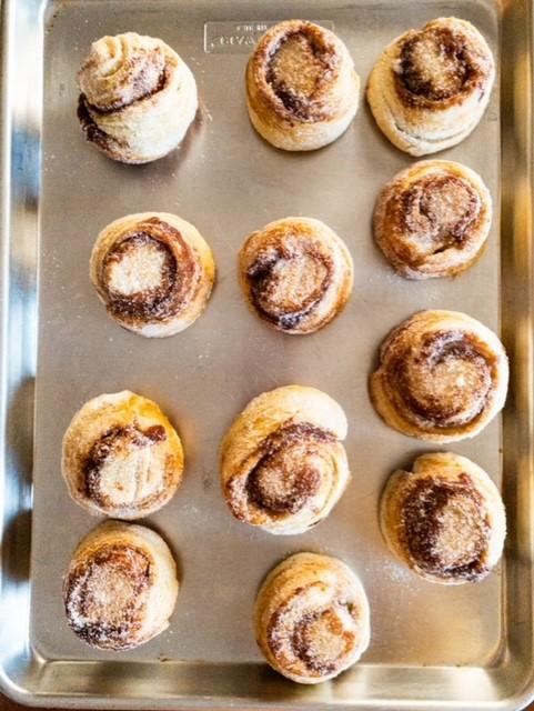 Homemade Sugar Buns