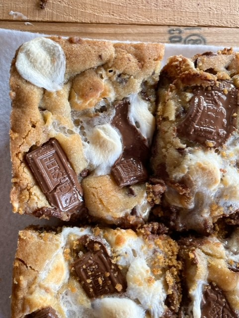 The best S'mores bars