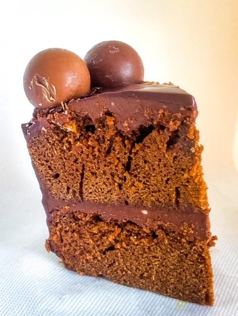 Lindt truffle cake