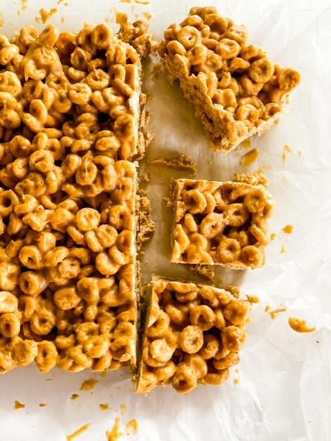 Cheerio Bars