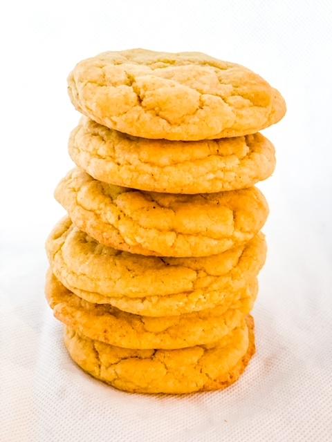 Cornbread cookies